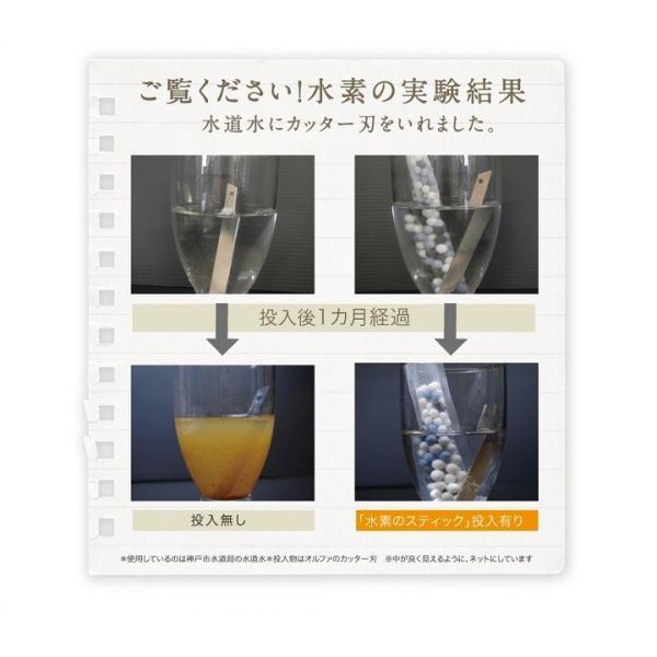 水素のスティック3本入 1日あたり12円 送料無料  水素水 水素水生成器 水素水|supplemarche|15