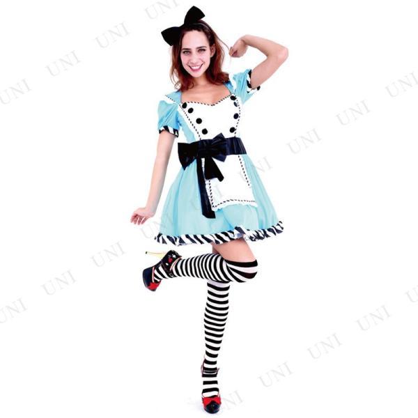 コスプレ 仮装 衣装 ハロウィン 余興 ドレス CLUB QUEEN Lovely Alice(ラブリーアリス) supplies-world 02
