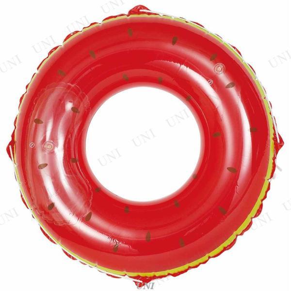 浮き輪 120cm スイカ