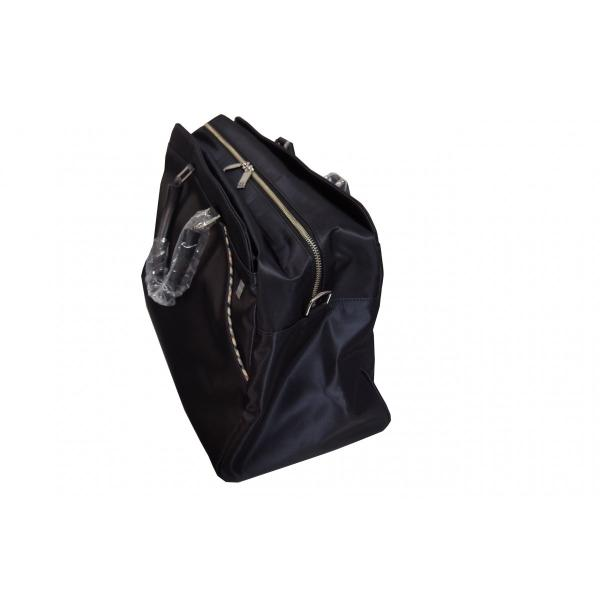 ダックス DAKS 旅行鞄トラベル・ボストンバッグ ブラック 7057401 日本製 新品