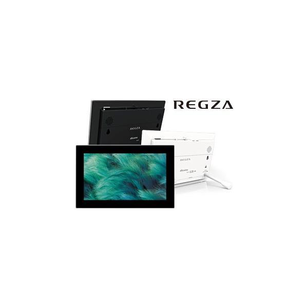 東芝 REGZA レグザ フォトパネル 06 フルセグ 防水テレビ 9インチ ホワイト 新品未使用|supplystore
