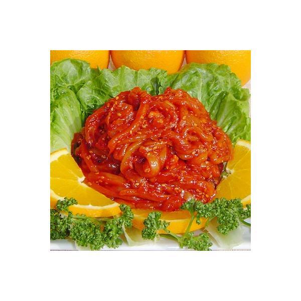 四季節【いかの塩辛1kg】★韓国料理/韓国食品/おかず/日本チャンジャ/韓国食材/いか/子供/タコ/キムチ/するめ/一番/美味しい