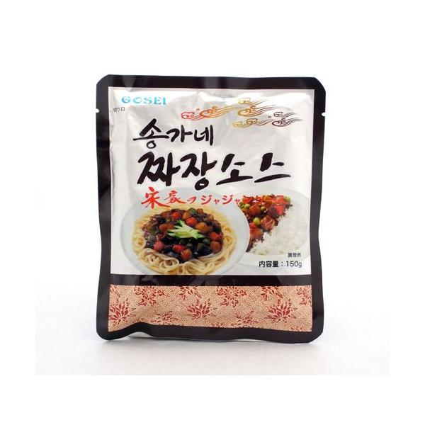 【韓国食品/韓国ジャジャン麺】 宋家チャジャンソース150g