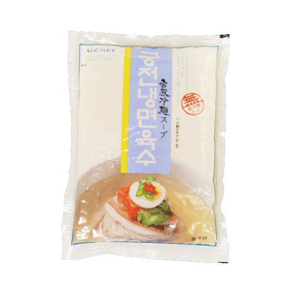 宮殿冷麺スープ270g