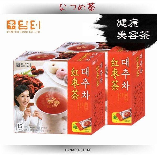 ダムト 棗・なつめ・ナツメ茶15T*15g / 韓国お茶類|surakkanplus