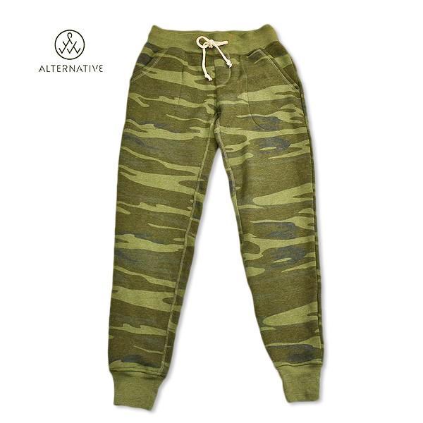 alternative/apparel/31082F /Ladies Fleece Jogger Pants/ジョガーパンツ|surfbiarritz-store