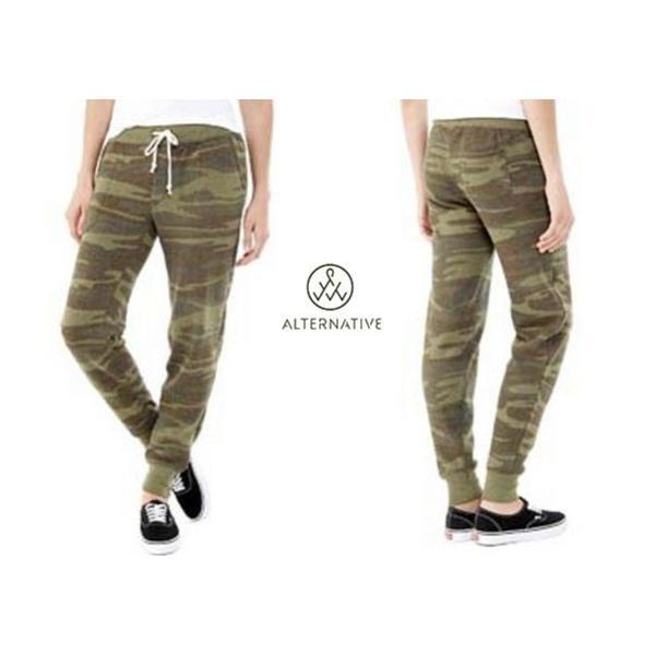 alternative/apparel/31082F /Ladies Fleece Jogger Pants/ジョガーパンツ|surfbiarritz-store|02