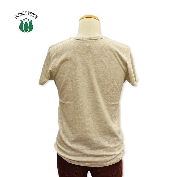 FLOWER BEACH /STAND UP/S/STEE/Tシャツ/sup|surfbiarritz-store|04