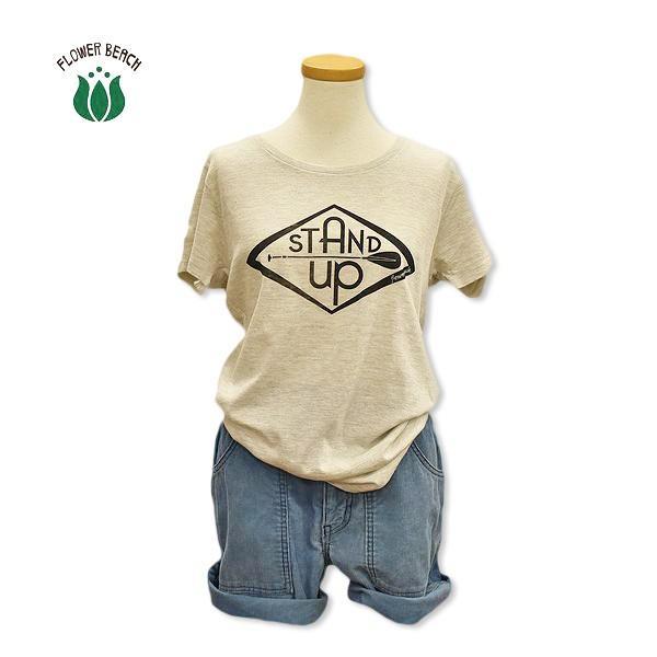FLOWER BEACH /STAND UP/S/STEE/Tシャツ/sup|surfbiarritz-store|05