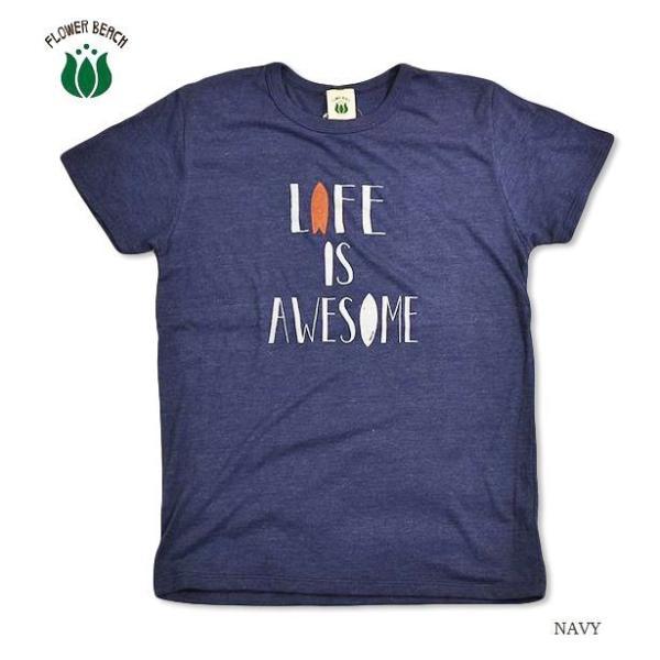 FLOWER BEACH /LIFE IS/S/STEE/Tシャツ/ビンテージ/|surfbiarritz-store