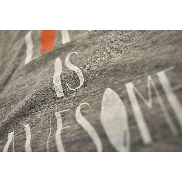 FLOWER BEACH /LIFE IS/S/STEE/Tシャツ/ビンテージ/|surfbiarritz-store|06