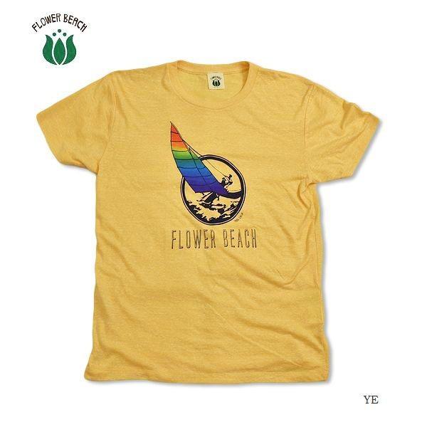 FLOWER BEACH/ YACHT/S/STee/Tシャツ|surfbiarritz-store
