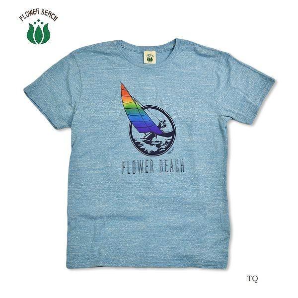 FLOWER BEACH/ YACHT/S/STee/Tシャツ|surfbiarritz-store|02