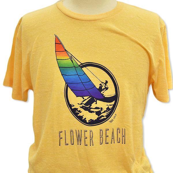FLOWER BEACH/ YACHT/S/STee/Tシャツ|surfbiarritz-store|04