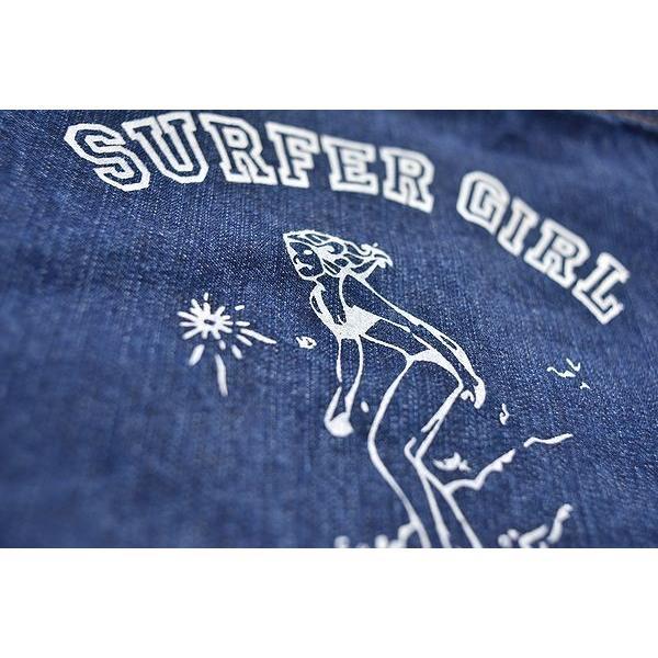 FLOWER BEACH /GIRL/DENIM BAG|surfbiarritz-store|02