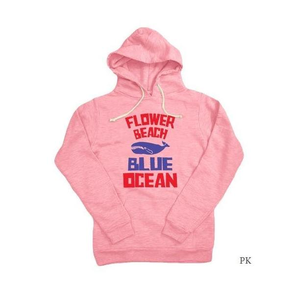 FLOWER BEACH/BLUE/SWEAT/PARKA/パーカー/ORDER|surfbiarritz-store|03