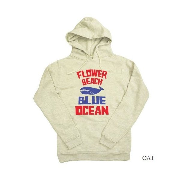 FLOWER BEACH/BLUE/SWEAT/PARKA/パーカー/ORDER|surfbiarritz-store|04