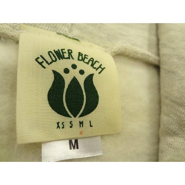 FLOWER BEACH/BLUE/SWEAT/PARKA/パーカー/ORDER|surfbiarritz-store|06