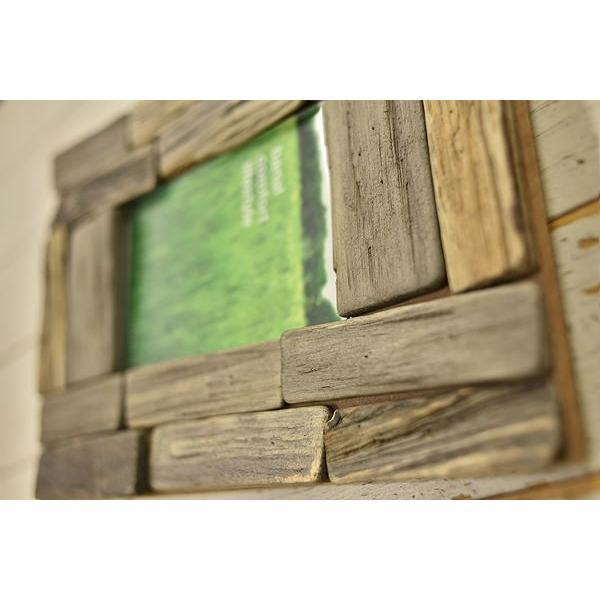 Photo frame/フォトフレーム/流木/ウッド/L写真/WOOD FRAME|surfbiarritz-store|05