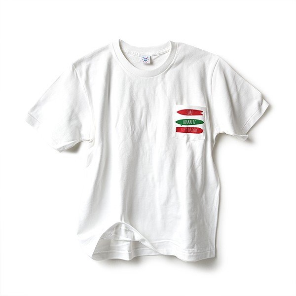 SURF BIARRITZ/POCKET TEE/ポケT/サーフ/バスク/SURF/ポケット/ART|surfbiarritz-store|02