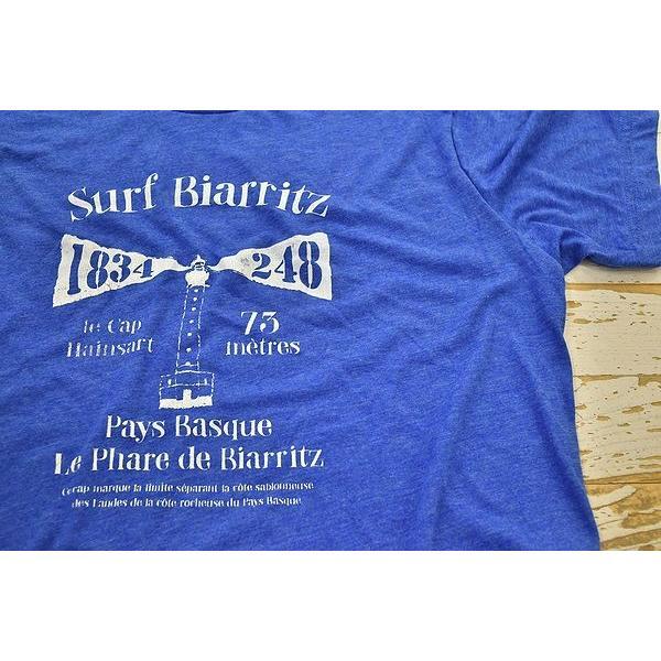 SURF BIARRITZ/TRI BLEND/Tee/Phare/T-SHIRT|surfbiarritz-store|04