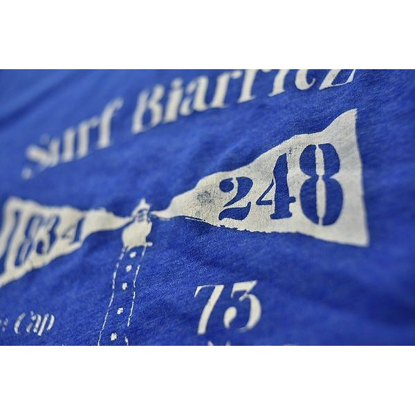 SURF BIARRITZ/TRI BLEND/Tee/Phare/T-SHIRT|surfbiarritz-store|05