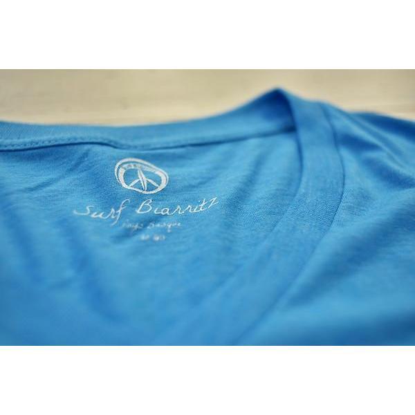 SURF BIARRITZ/Relaxed Jersey /V NECK/T-SHIRT/MEN'S/NEW|surfbiarritz-store|05