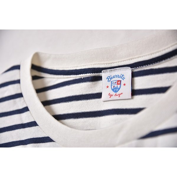 SURF BIARRITZ/striped /POCKET/T-shirt/Tシャツ/ポケット/ボーダー/numero|surfbiarritz-store|03