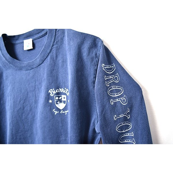 SURF BIARRITZ/PIGMENT/RIDE ON/ロングスリーブ/Tシャツ/|surfbiarritz-store|02