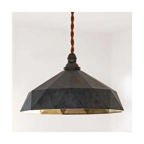 RoomClip商品情報 - 照明器具 FUTAGAMI 真鍮のペンダントランプ 明星大 黒ムラ仕上げ