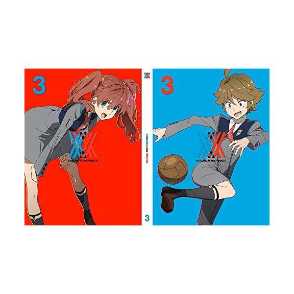 BD/TVアニメ/ダーリン・イン・ザ・フランキス 3(Blu-ray) (本編Blu-ray+特典DVD) (完全生産限定版)|surprise-flower