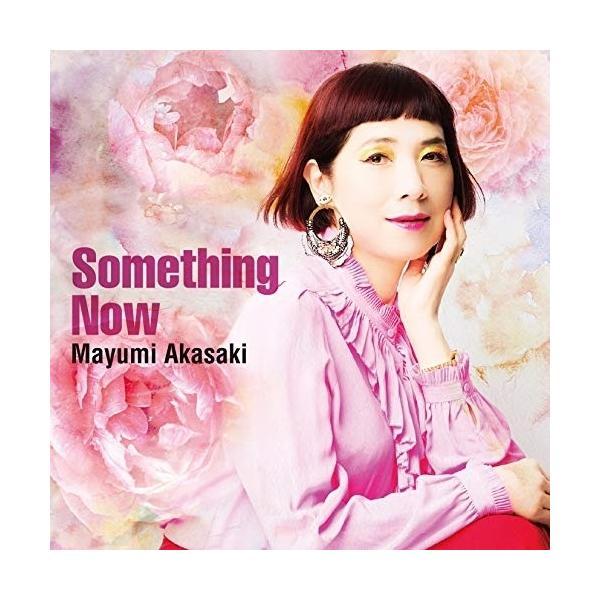 CD/赤崎真由美/Something Now|surprise-flower