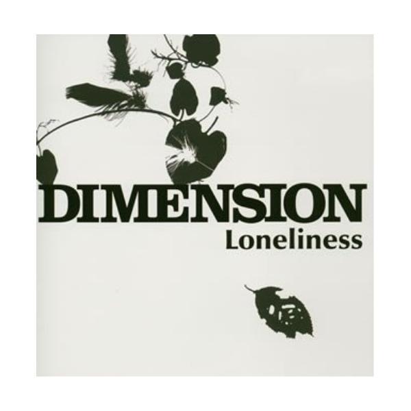 CD/DIMENSION/ロンリネス