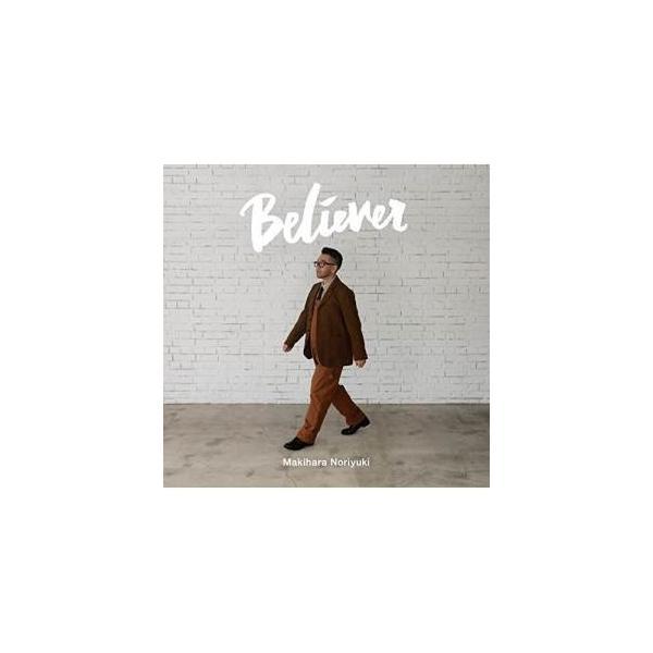 CD/槇原敬之/Believer (通常盤)