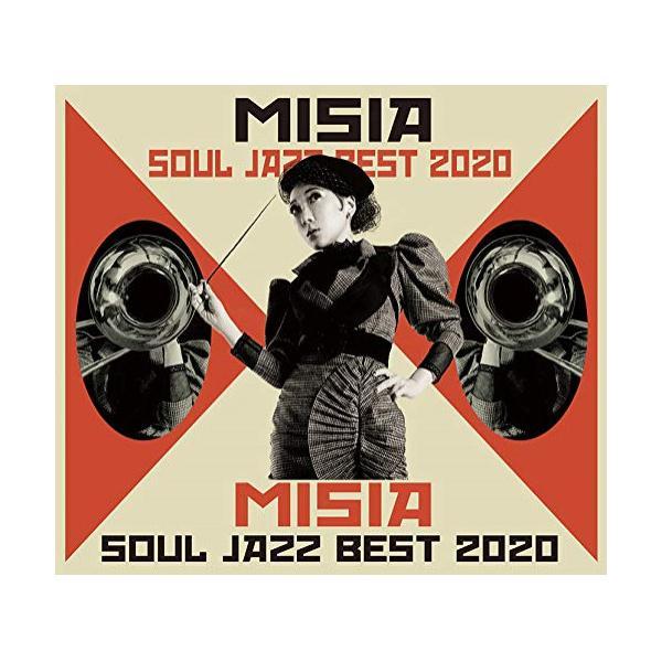 CD/MISIA/MISIASOULJAZZBEST2020(Blu-specCD2)(通常盤)