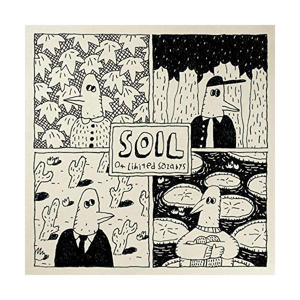 CD/04 Limited Sazabys/SOIL (CD+DVD) (初回限定盤)