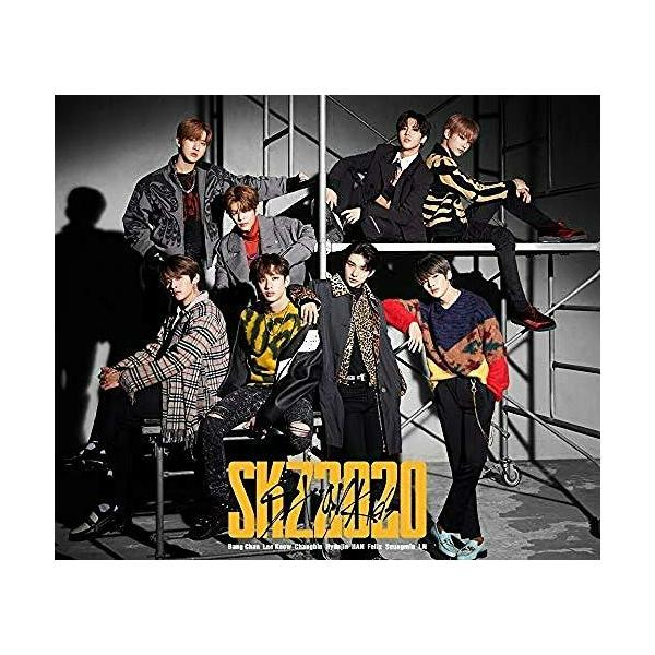 CD/Stray Kids/SKZ2020 (2CD+DVD) (初回生産限定盤)