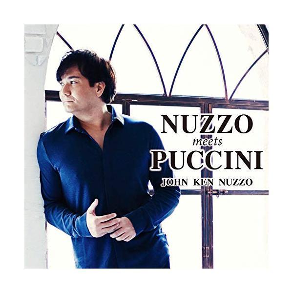 CD/ジョン・健・ヌッツォ/NUZZO meets PUCCINI