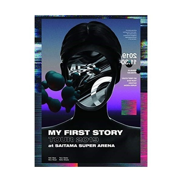 ▼DVD/MY FIRST STORY/MY FIRST STORY TOUR 2019 FINAL at Saitama Super Arena