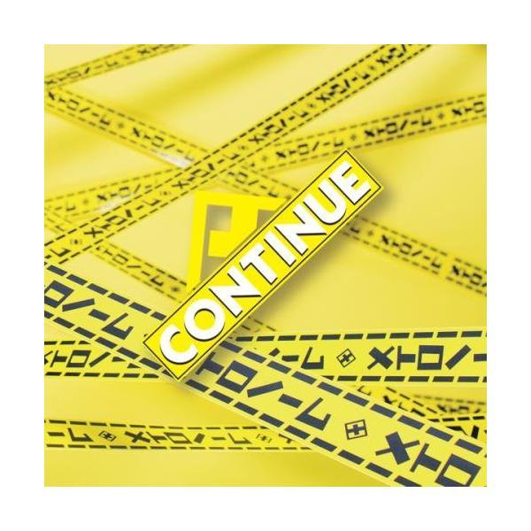 CD/メトロノーム/CONTINUE (通常盤)
