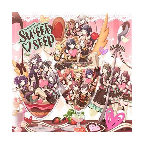 ★CD/シャイニーカラーズ/THE IDOLM@STER SHINY COLORS SWEET□STEP