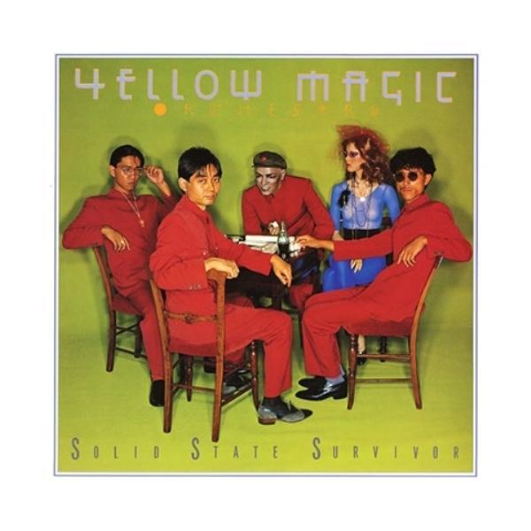 CD/YELLOW MAGIC ORCHESTRA/ソリッド・ステイト・サヴァイヴァー (ハイブリッドCD) (解説付)