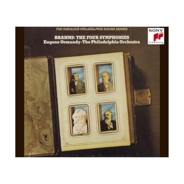 CD/ユージン・オーマンディ/ブラームス:交響曲全集