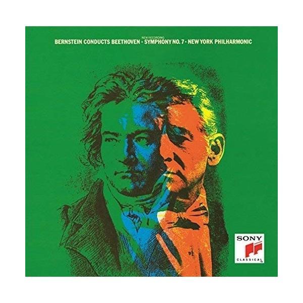 CD/レナード・バーンスタイン/ベートーヴェン:交響曲第7番(64年録音)&第2番 (ライナーノーツ) (期間生産限定盤)
