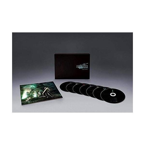 ★CD/ゲーム・ミュージック/FINAL FANTASY VII REMAKE Original Soundtrack (通常盤)