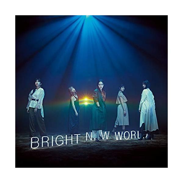 CD/Little Glee Monster/BRIGHT NEW WORLD (CD+DVD) (紙ジャケット) (初回生産限定盤A)