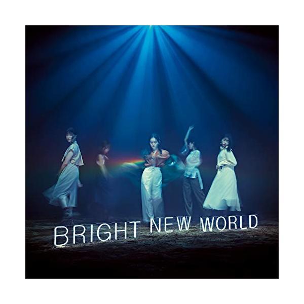 CD/Little Glee Monster/BRIGHT NEW WORLD (CD+DVD) (紙ジャケット) (初回生産限定盤B)