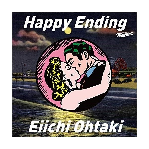 CD/大滝詠一/HappyEnding(初回生産 盤)