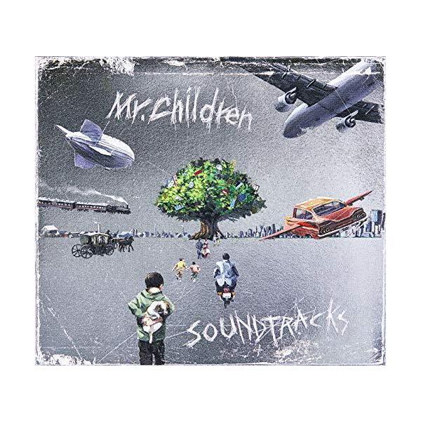 CD/Mr.Children/SOUNDTRACKS (通常盤)