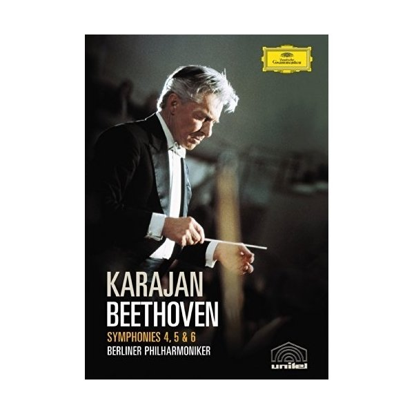 DVD/クラシック/ベートーヴェン:交響曲 第4番、第5番(運命)、第6番(田園) (限定特別価格版)